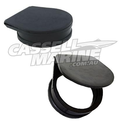 Exhaust Guard - Flap Large-Cassell Marine