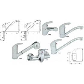 Coral Tapware Range - Faucet / Tap Shower / Mixer-Cassell Marine