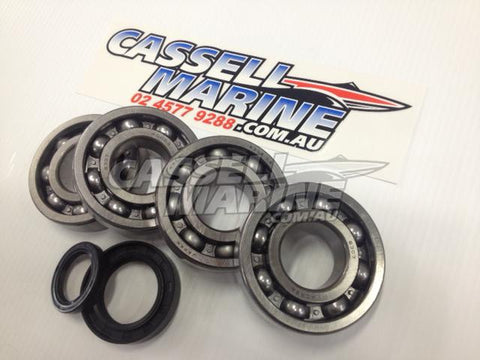 Argo Main Housing Bearing & Seal Kit-Cassell Marine