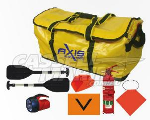 Axis Safety Grab Bag-Cassell Marine