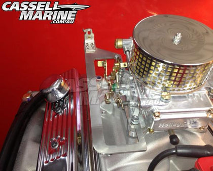 Chevrolet 330HP Vortec Marinised with Dog Clutch-Cassell Marine