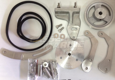 Timing Case End Kit suit Chev Small Block V8 4030 NEW & IMPROVED-Cassell Marine