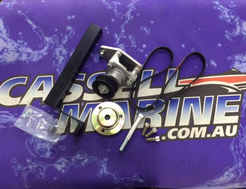 Chev LS1 Gen III Timing Case End Kit-Cassell Marine