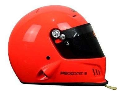 DTG SINGLE PROCOMM III FULL FACE MARINE HELMET-Cassell Marine
