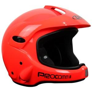 DTG SINGLE PROCOMM III OPEN FACE MARINE HELMET WITH COMMS-Cassell Marine