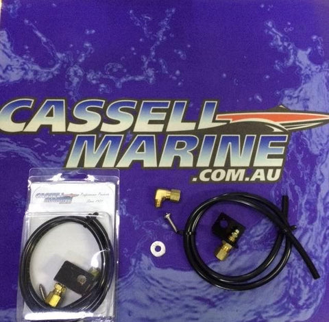 Gland Remote Greaser Assembly-Cassell Marine