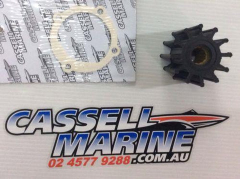Non Genuine Indmar Impeller Kit with Gasket-Cassell Marine