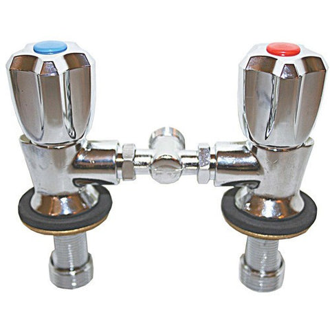 Twin Tap Mixer Only 2187