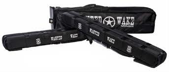 Wanted Wake Soft Bimini Roof Rack Wakeboard Skiis