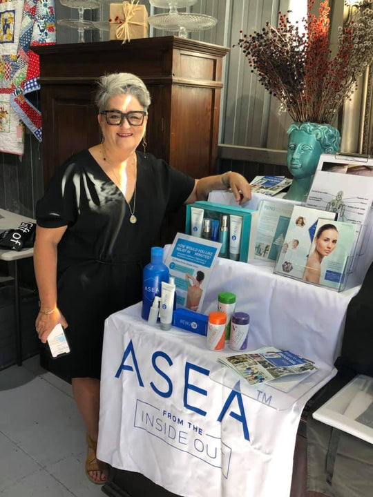 Kaye from ASEA