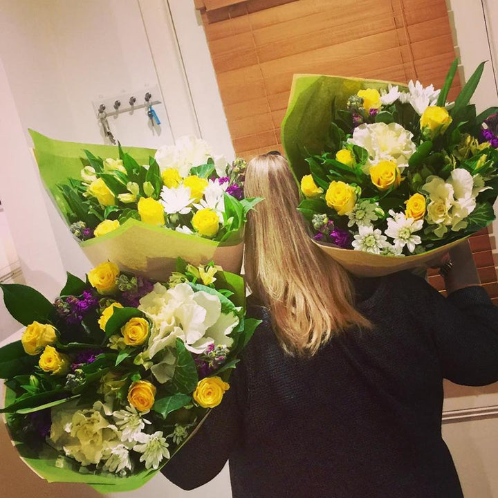 Delivering flowers to Cheltenham and surrounds