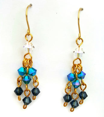 SWAROVSKI Earrings - Chandelier