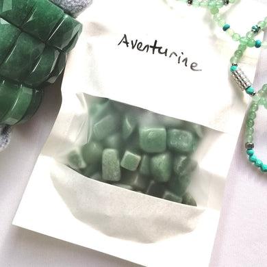 Aventurine Chips 6-9mm