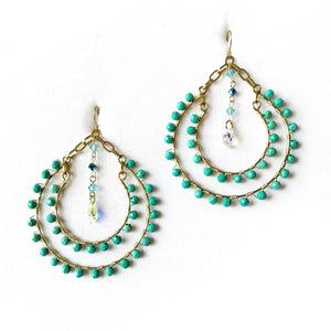 Glam Jocelyn Earrings