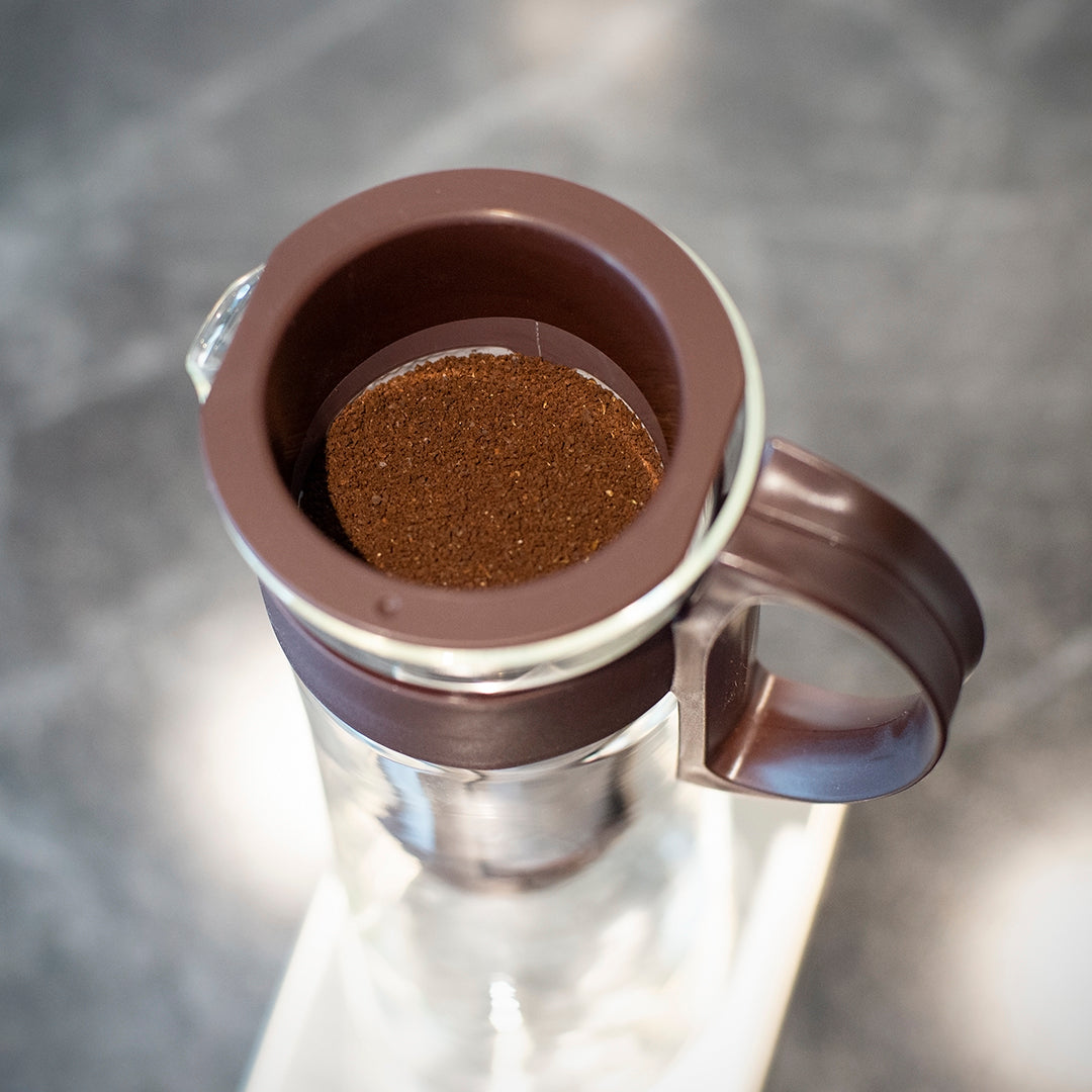how to make the perfect cold brew black creek coffee ground