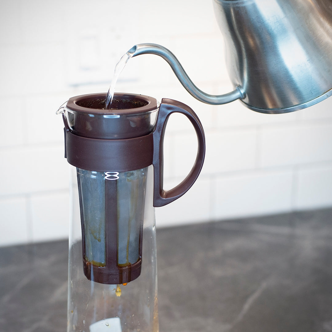 how to make the perfect cold brew black creek coffee wet grounds