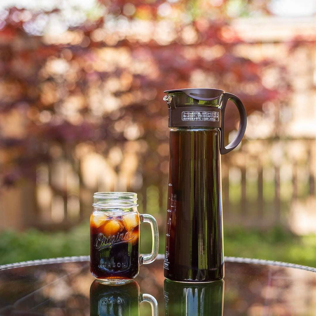 how to make the perfect cold brew black creek coffee sun