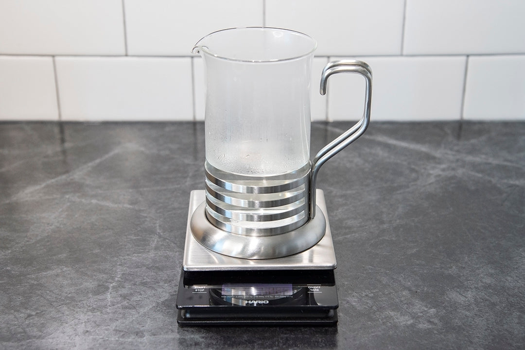 how to make the perfect french press coffee preheat