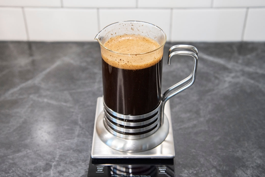 how to make the perfect french press coffee break crust