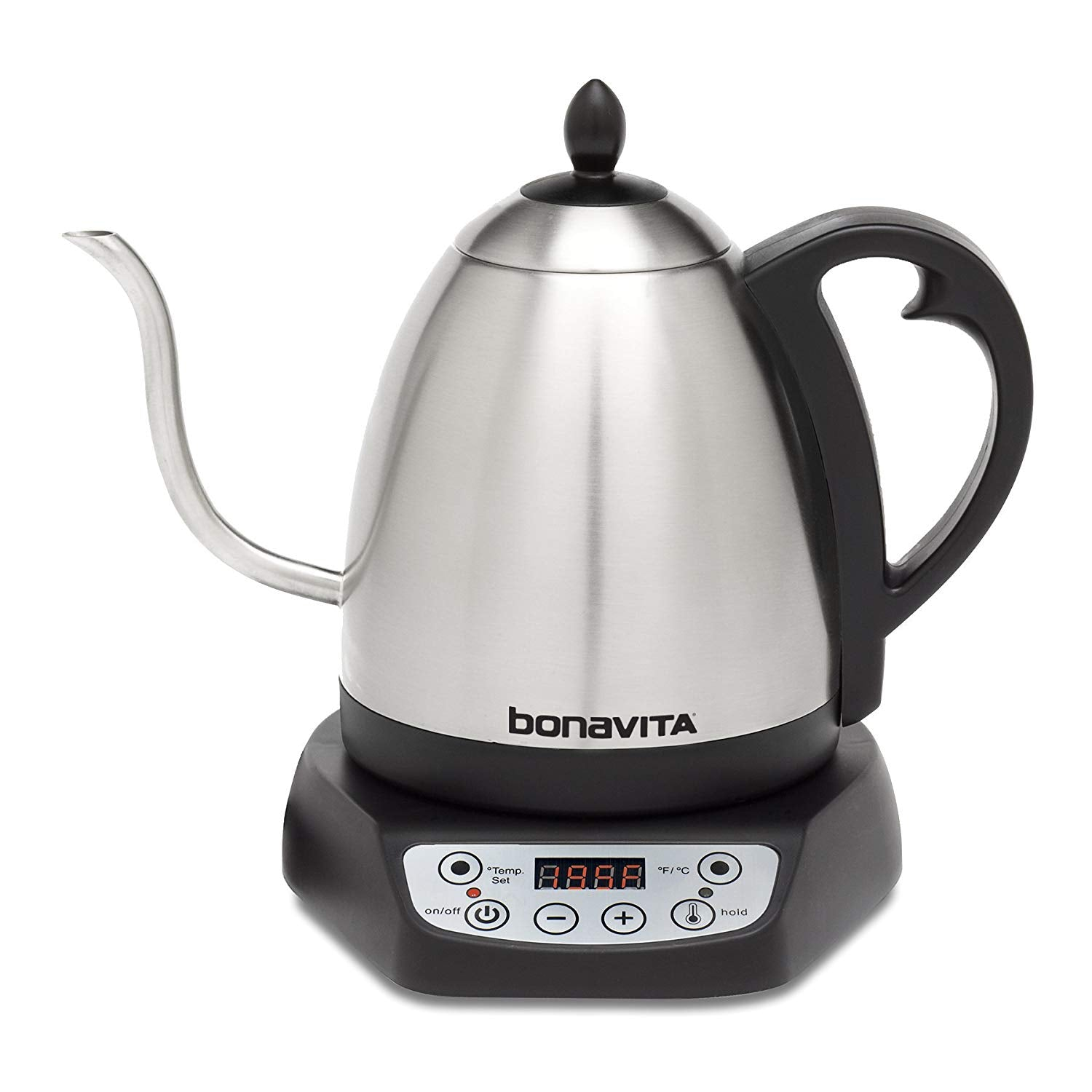 Bonavita 1.0L Variable Temperature Digital Electric Gooseneck Kettle