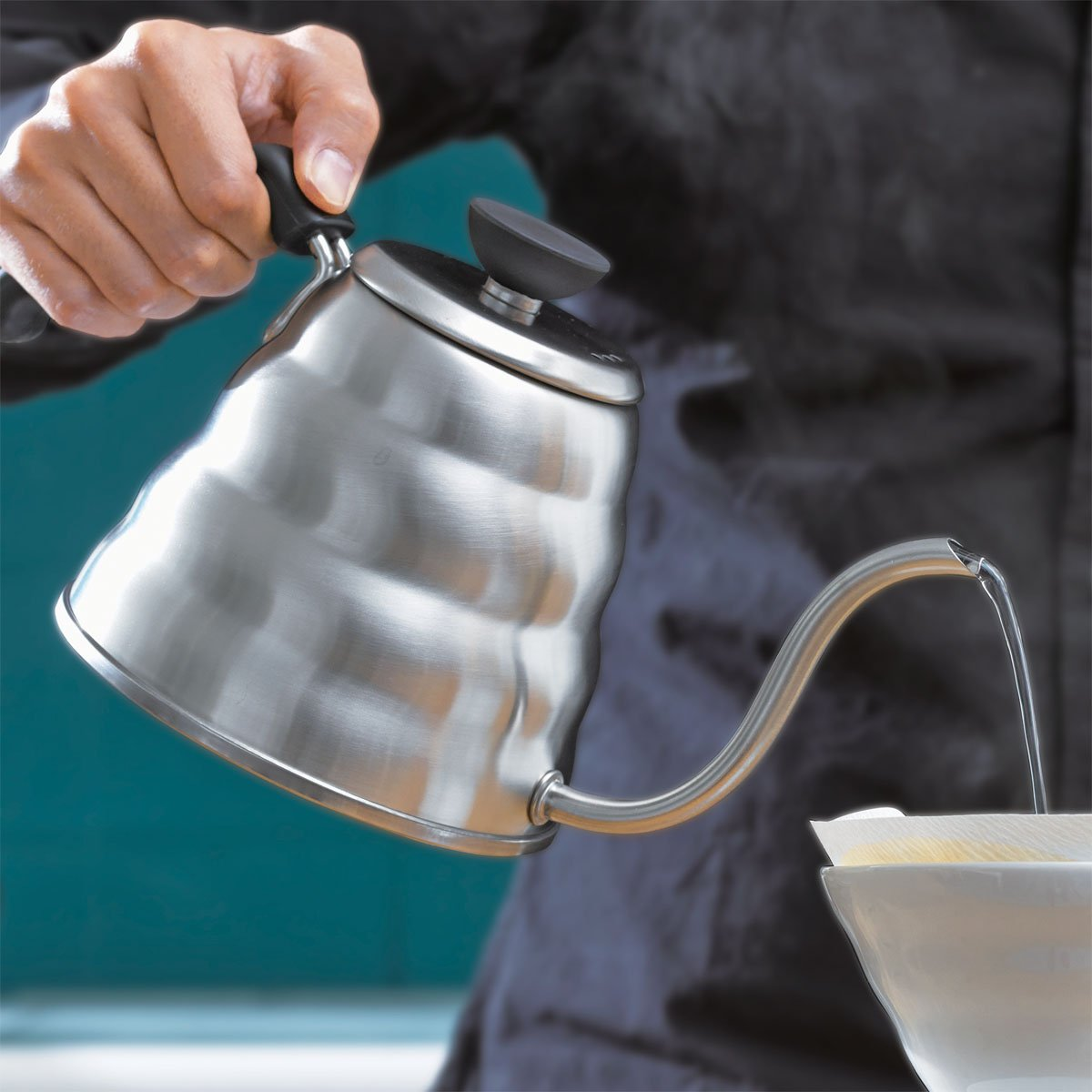 Hario Buono Drip Coffee Kettle 1.2L