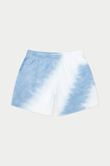 Clouds Tie Dye Shorts