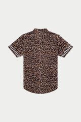 Leopard Game Weekend Shirt