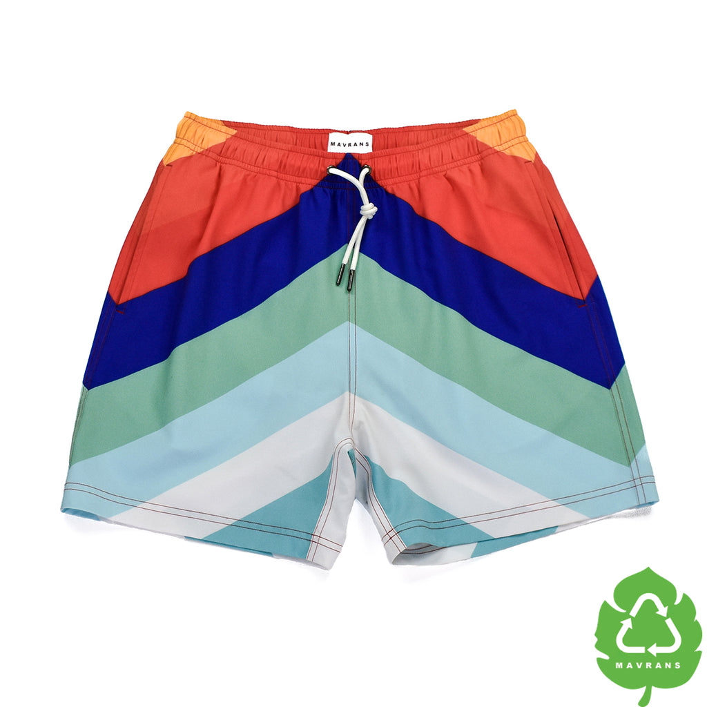 California Dreams 5 Inch Stretch Swim Trunks (515568205869)