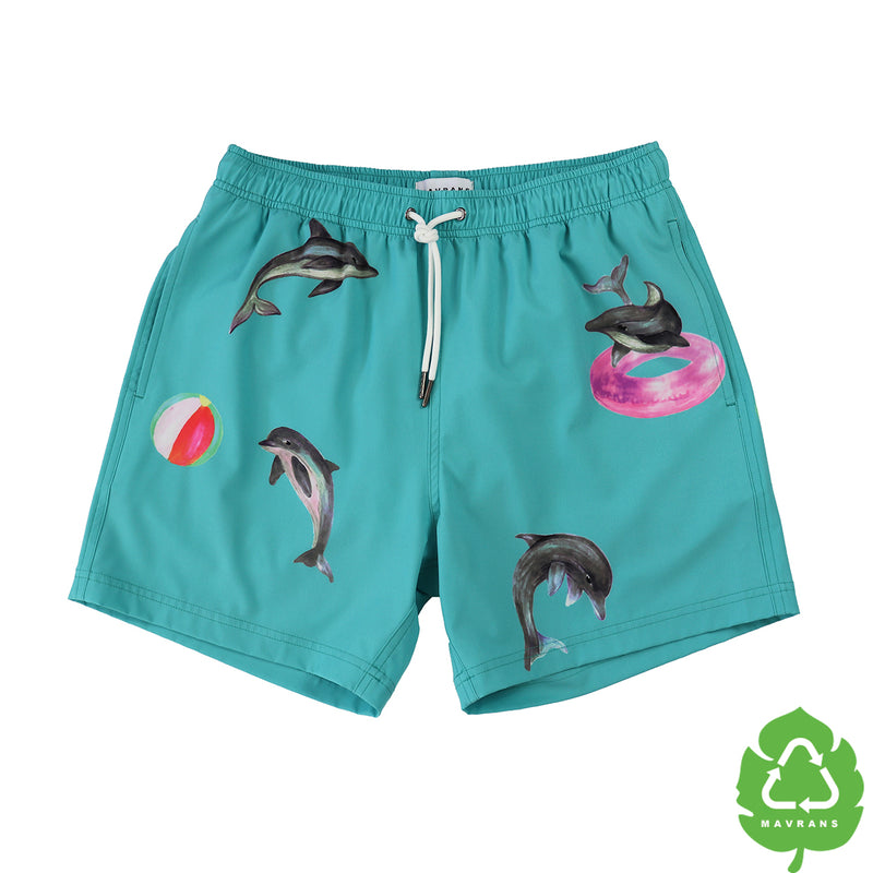 Dolfun 5 Inch Stretch Swim Trunks