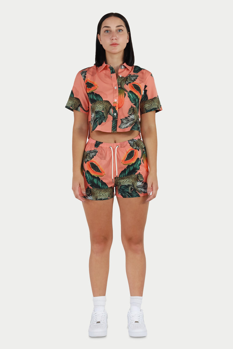 Fruta Bomba High Waist Short