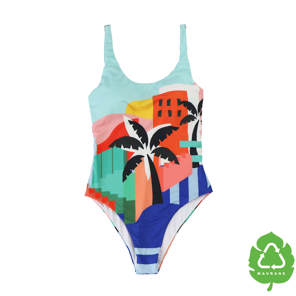 Havana Juniors One Piece Swimsuit (1429342486573)