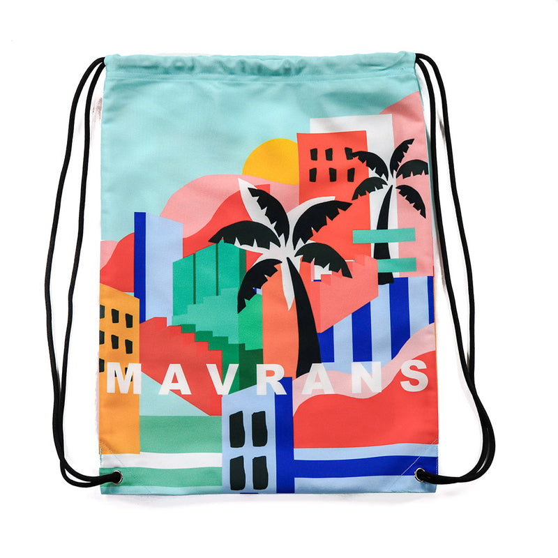 Havana Drawstring Backpack (646218055725)