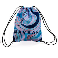 Splish Splash Drawstring Backpack