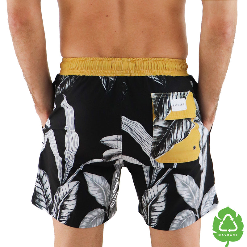 Golden Nugget 5 Inch Stretch Swim Trunk