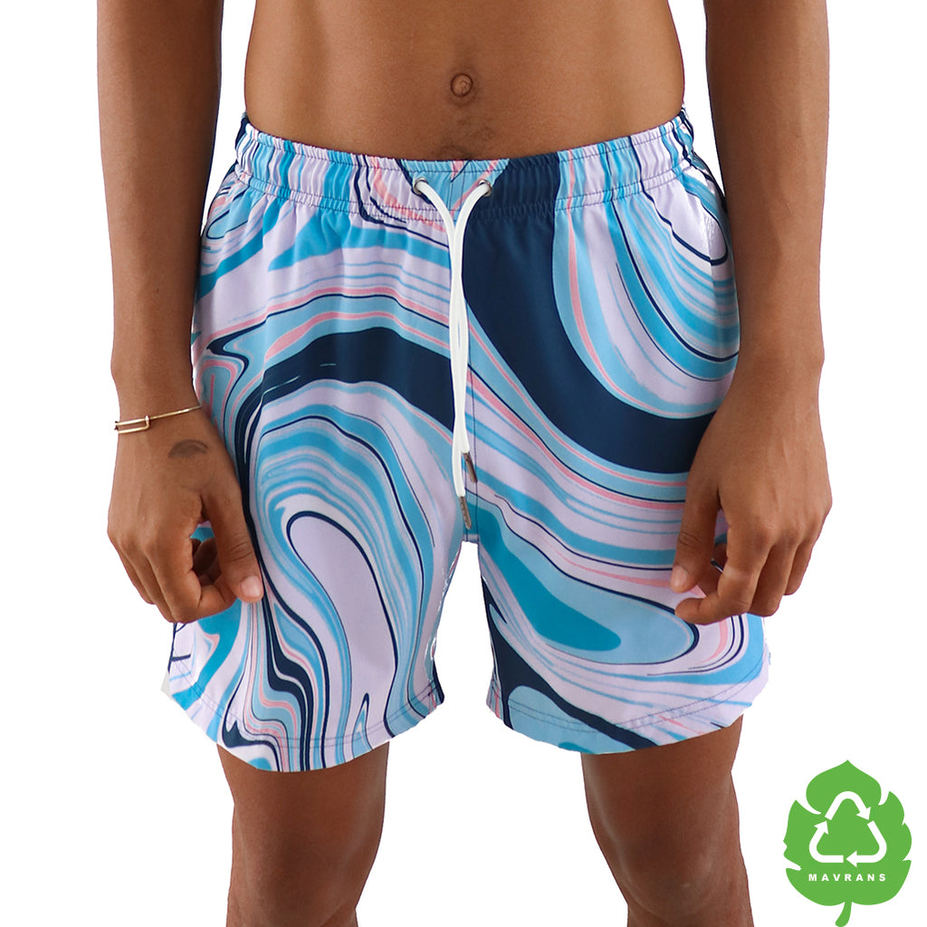 Splish Splash 5 Inch Stretch Swim Trunk (515566403629)