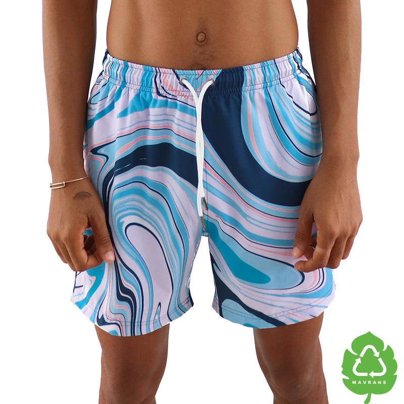 Splish Splash 5 Inch Stretch Swim Trunk