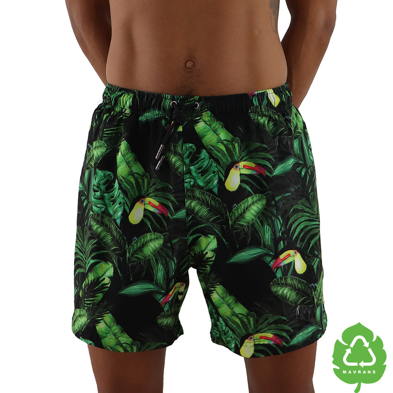 Tookie Tookie 5 Inch Stretch Swim Trunk (512948404269)