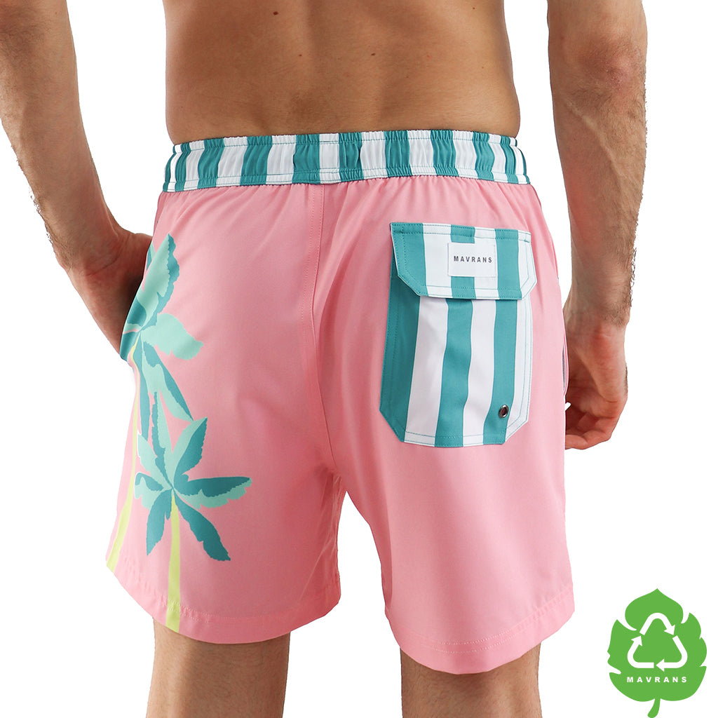 Hills Hotel 5 Inch Stretch Swim Trunk