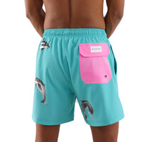 Dolfun 5 Inch Stretch Swim Trunks (1528107466797)