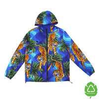 Tiger Tales Unisex Windbreaker