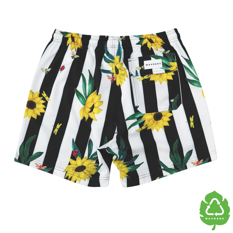 Sunflower 5 Inch Stretch Swim Trunk (4052319895597)