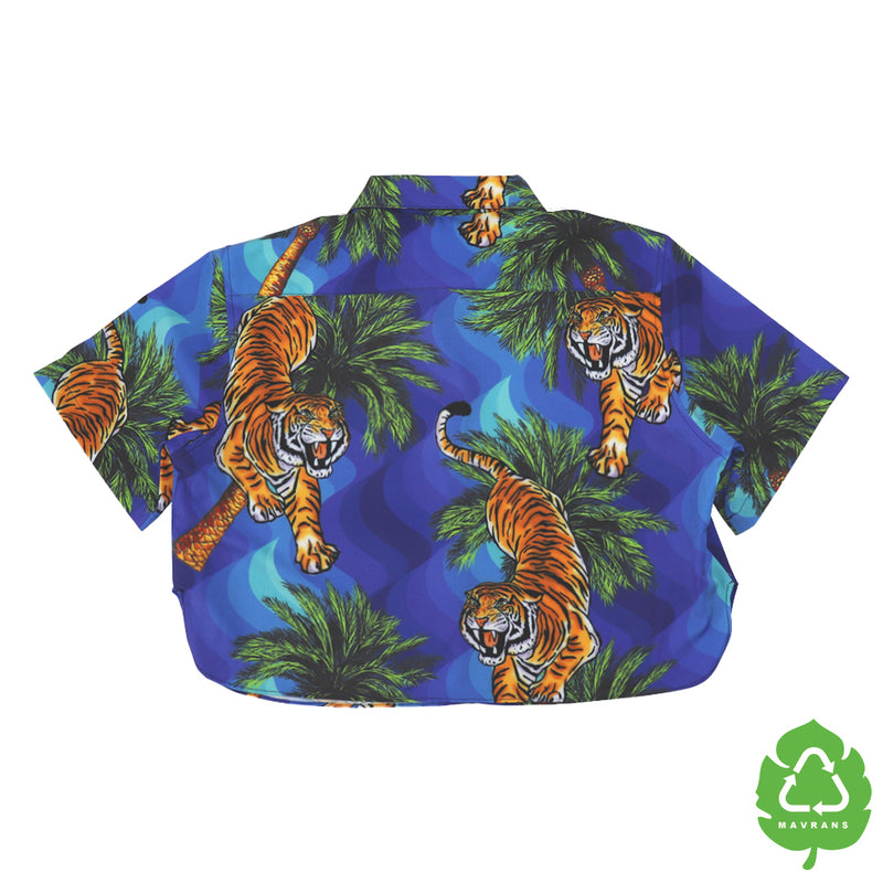 Tiger Tales Crop Top