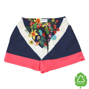 Tropical Point High Waist Short (4052423049261)