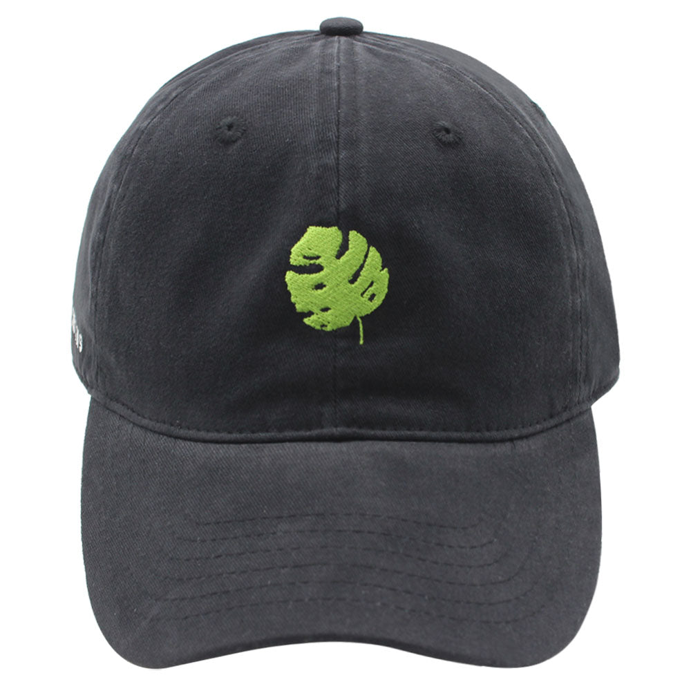 MONSTERA DELICIOSA DAD HAT FRONT
