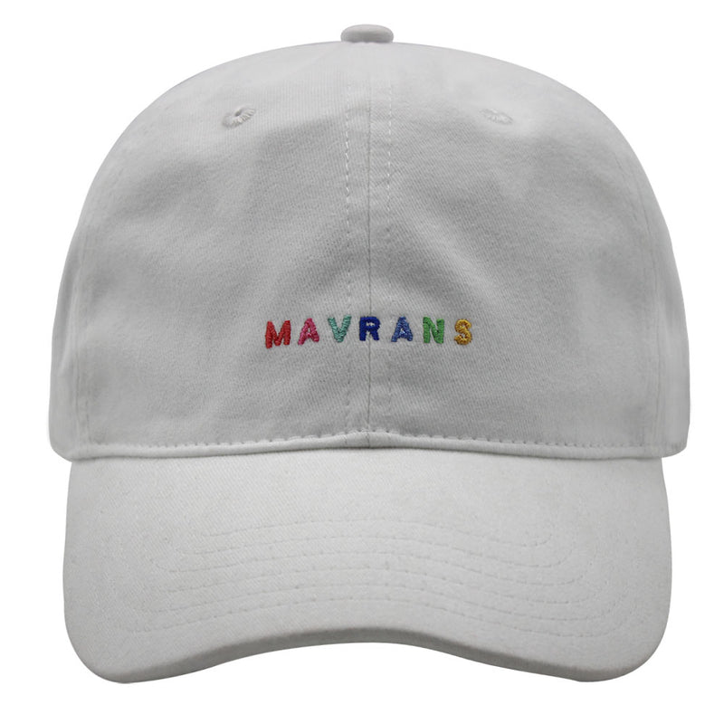 MAVRANS MULTI COLOR DAD HAT FRONT (588179734573)