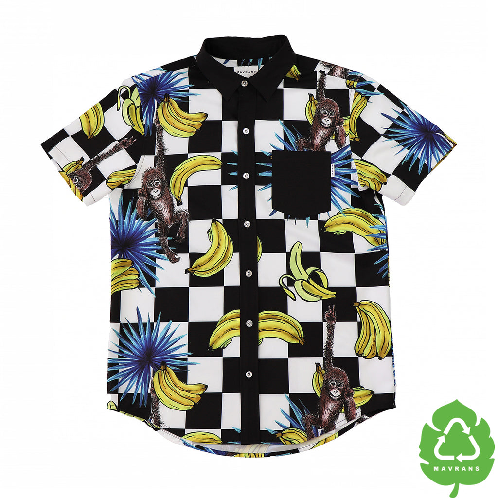 Monkey is Bananas Weekend Shirt (1528616124461)