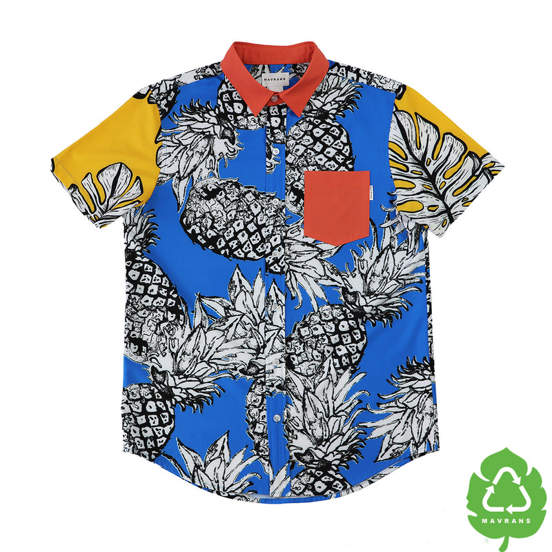 Piña Colada Weekend Shirt (1528615665709)