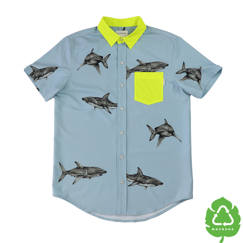 Shark Attack Weekend Shirt (1527032709165)