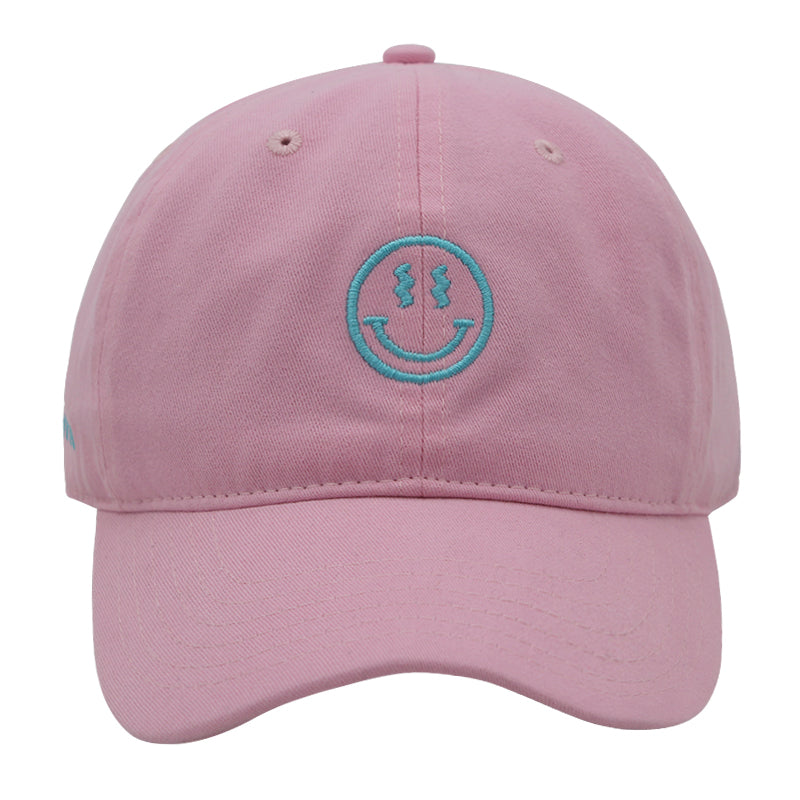 Trippy face Dad Hat (1760785432621)