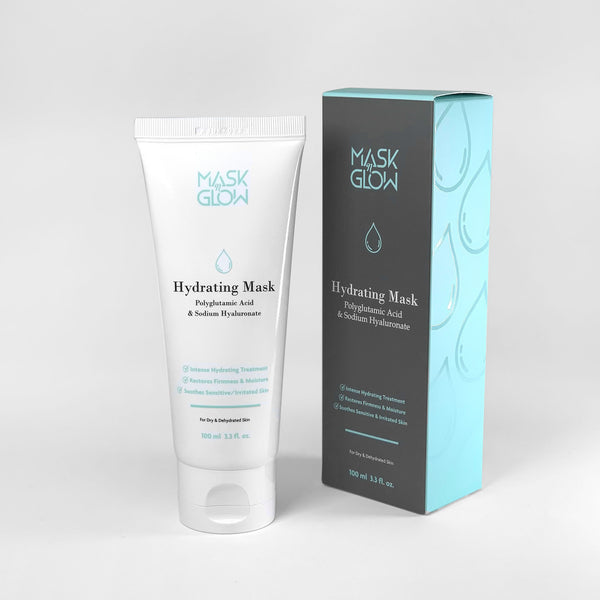 Hydrating Cream Mask - with Polyglutamic Acid and Hyaluronic Acid